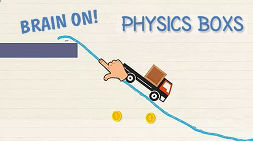 Download Brain on! Physics boxs puzzles für iPhone kostenlos.