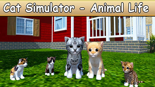 Download Cat simulator: Animal life für iPhone kostenlos.