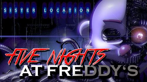 Download Five nights at Freddy's: Sister location für iPhone kostenlos.