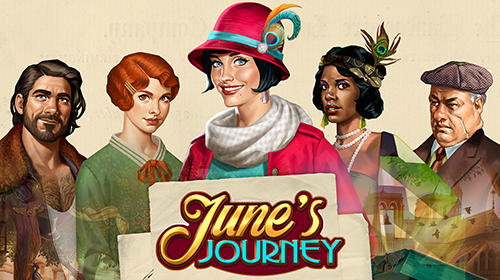 June's journey: Hidden object