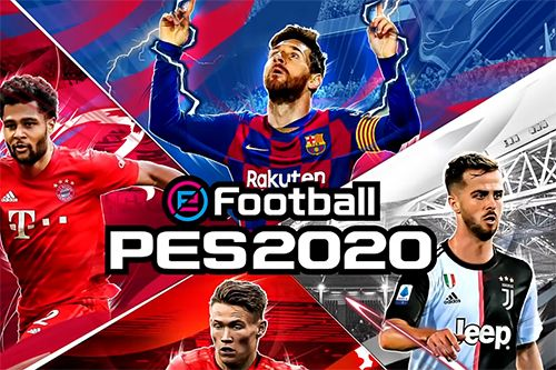 Download eFootball PES 2020 für iPhone kostenlos.