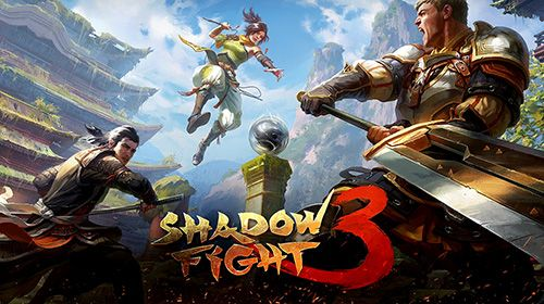 Download Shadow fight 3 für iPhone kostenlos.