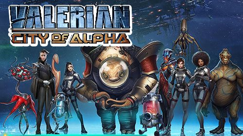 Download Valerian: City of Alpha für iPhone kostenlos.