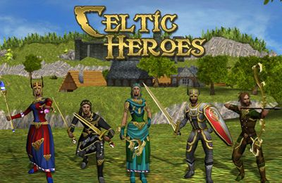 Download 3D MMO Celtic Heroes für iPhone kostenlos.