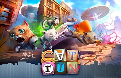 Download Cat run für iPhone kostenlos.