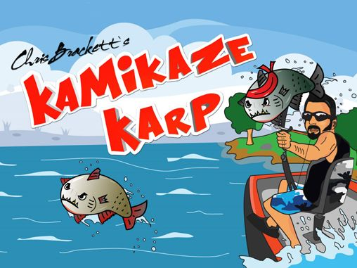 Chris Brackett's kamikaze karp