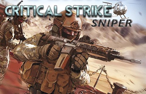 Download Critical strike: Sniper für iPhone kostenlos.