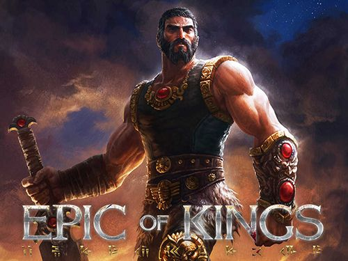 Download Epic of kings für iPhone kostenlos.