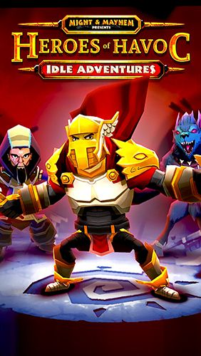 Download Heroes of havoc: Idle adventures für iOS 9.1 iPhone kostenlos.