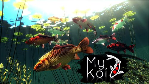 Download My Koi für iOS 9.1 iPhone kostenlos.