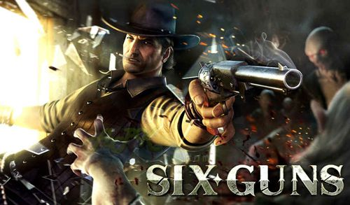 Download Six guns: Gang showdown für iOS 6.1.3 iPhone kostenlos.