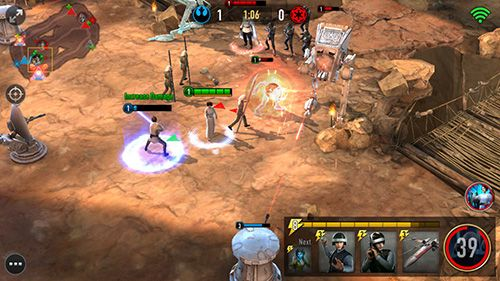 Star wars: Force arena