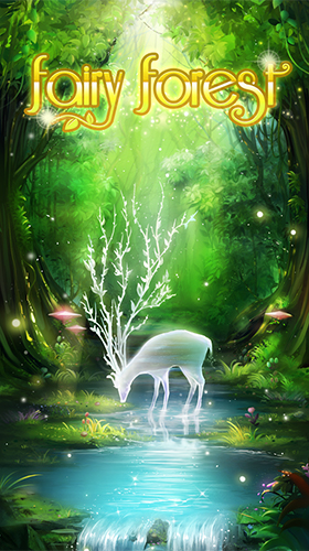 Download Tiere Live Wallpaper Fairy forest by HD Live Wallpaper 2018 für Android kostenlos.