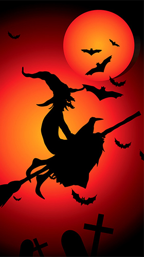 Download Feiertage Live Wallpaper Halloween by Latest Live Wallpapers für Android kostenlos.