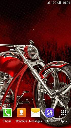 Download Interaktiv Live Wallpaper Motorcycle by Free Wallpapers and Backgrounds für Android kostenlos.