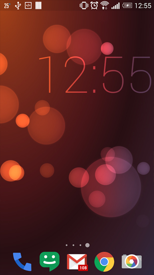 Download Abstrakt Live Wallpaper Music Visualizer für Android kostenlos.