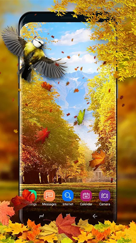 Download Tiere Live Wallpaper Picturesque nature für Android kostenlos.