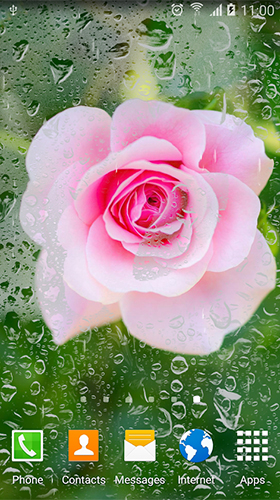 Download Live Wallpaper Roses by Live Wallpapers 3D für Android-Handy kostenlos.