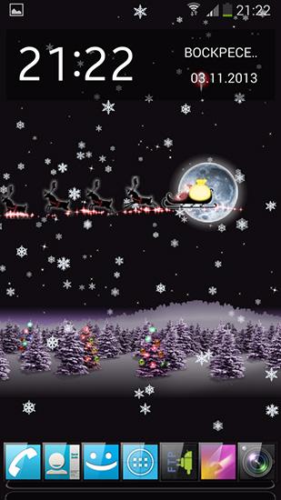 Christmas Santa Hd Kostenlos Für Android Herunterladen