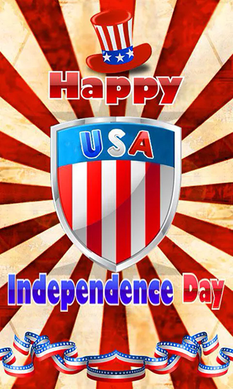 Kostenlos Live Wallpaper Happy Independence day für Android Smartphones und Tablets downloaden.