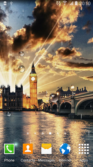 Download Architektur Live Wallpaper London für Android kostenlos.