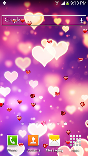 Download Live Wallpaper Romantic by Top live wallpapers hq für Android 4.4.2 kostenlos.