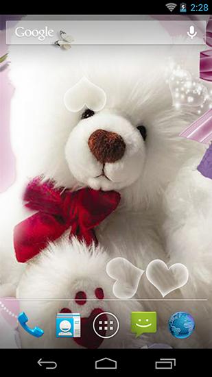 Teddy Bear Hd Kostenlos Für Android Herunterladen