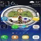 Live Wallpaper Analog clock 3D apk auf den Desktop deines Smartphones oder Tablets downloaden.