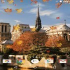 Live Wallpaper Autumn in Paris apk auf den Desktop deines Smartphones oder Tablets downloaden.