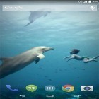 Live Wallpaper Baby floats apk auf den Desktop deines Smartphones oder Tablets downloaden.