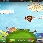 Live Wallpaper Cartoon city apk auf den Desktop deines Smartphones oder Tablets downloaden.