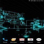 Live Wallpaper Electric matrix apk auf den Desktop deines Smartphones oder Tablets downloaden.