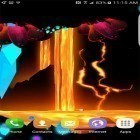 Live Wallpaper Epic Lava Cave apk auf den Desktop deines Smartphones oder Tablets downloaden.