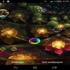 Live Wallpaper Fantasy flowers apk auf den Desktop deines Smartphones oder Tablets downloaden.
