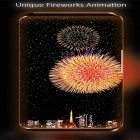 Download Fireworks by Live Wallpapers HD kostenlos live wallpaper für Android Handys und Tablets.