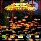 Live Wallpaper Halloween: Clock apk auf den Desktop deines Smartphones oder Tablets downloaden.