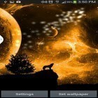 Live Wallpaper Howling space apk auf den Desktop deines Smartphones oder Tablets downloaden.