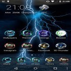Live Wallpaper Lightning storm 3D apk auf den Desktop deines Smartphones oder Tablets downloaden.