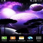 Live Wallpaper Night sky by BlackBird Wallpapers apk auf den Desktop deines Smartphones oder Tablets downloaden.