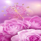 Live Wallpaper Rose picture clock by Webelinx Love Story Games apk auf den Desktop deines Smartphones oder Tablets downloaden.