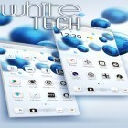 Live Wallpaper White tech apk auf den Desktop deines Smartphones oder Tablets downloaden.