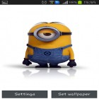 Live Wallpaper Despicable Me 2 apk auf den Desktop deines Smartphones oder Tablets downloaden.