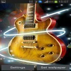Live Wallpaper Guitar by Happy live wallpapers apk auf den Desktop deines Smartphones oder Tablets downloaden.