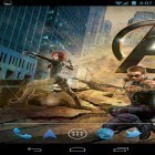 Live Wallpaper The avengers apk auf den Desktop deines Smartphones oder Tablets downloaden.